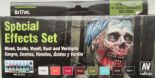 VAL72213 Game Color Special Effects Set (x8)